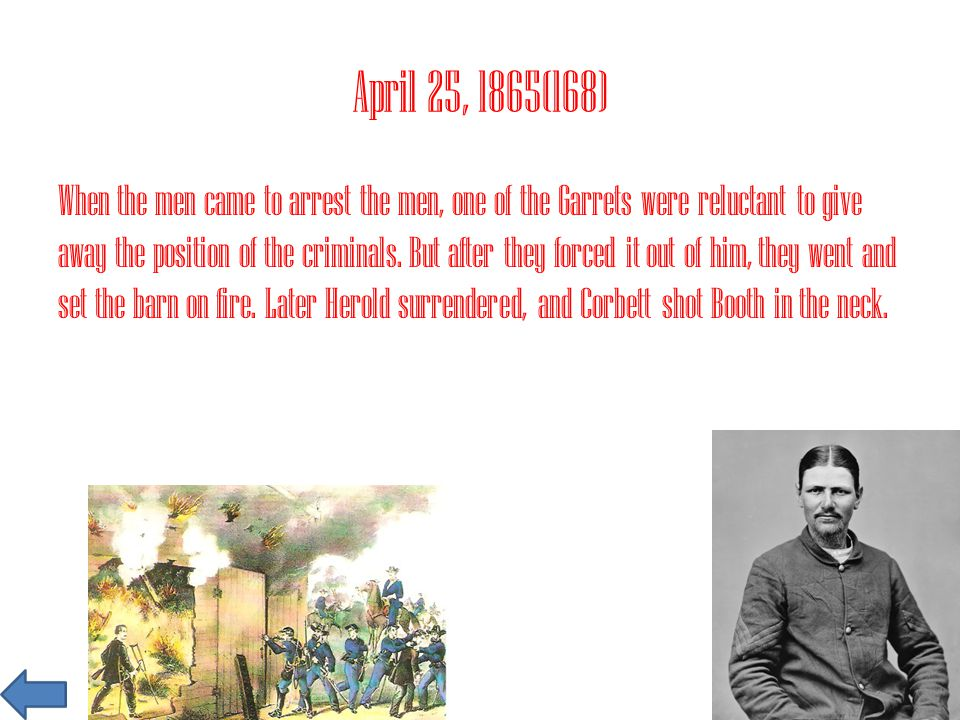 April 25, 1865(168)