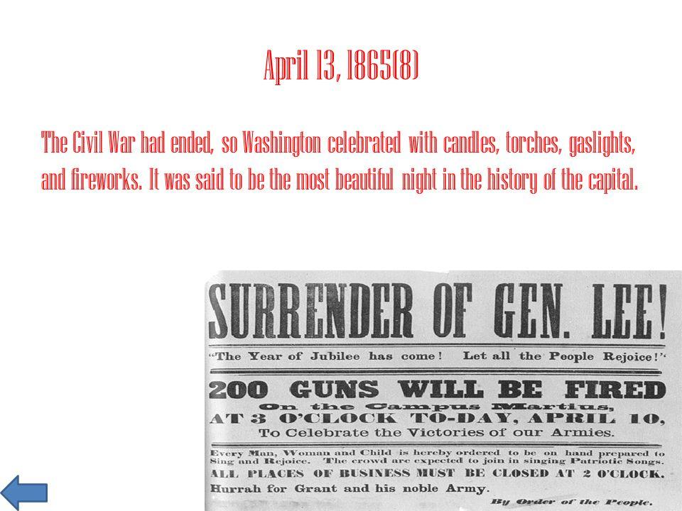 April 13, 1865(8)