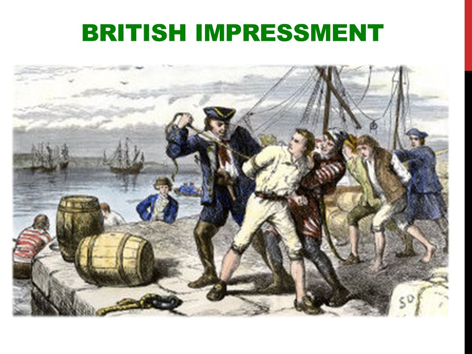 British Impressment