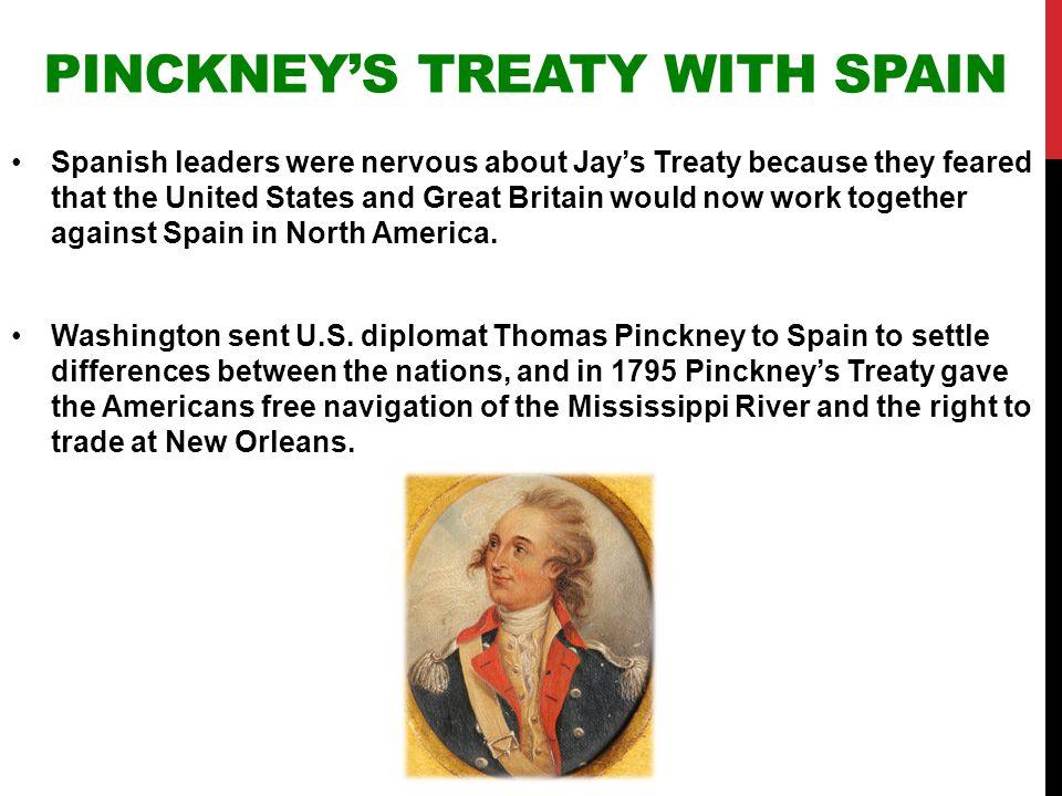 Pinckney's Treaty with Spain