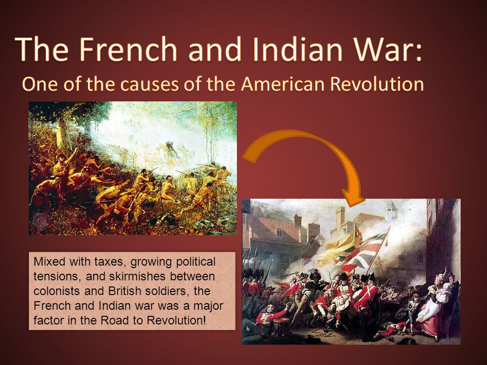 The French and Indian War: One of the causes of the American Revolution