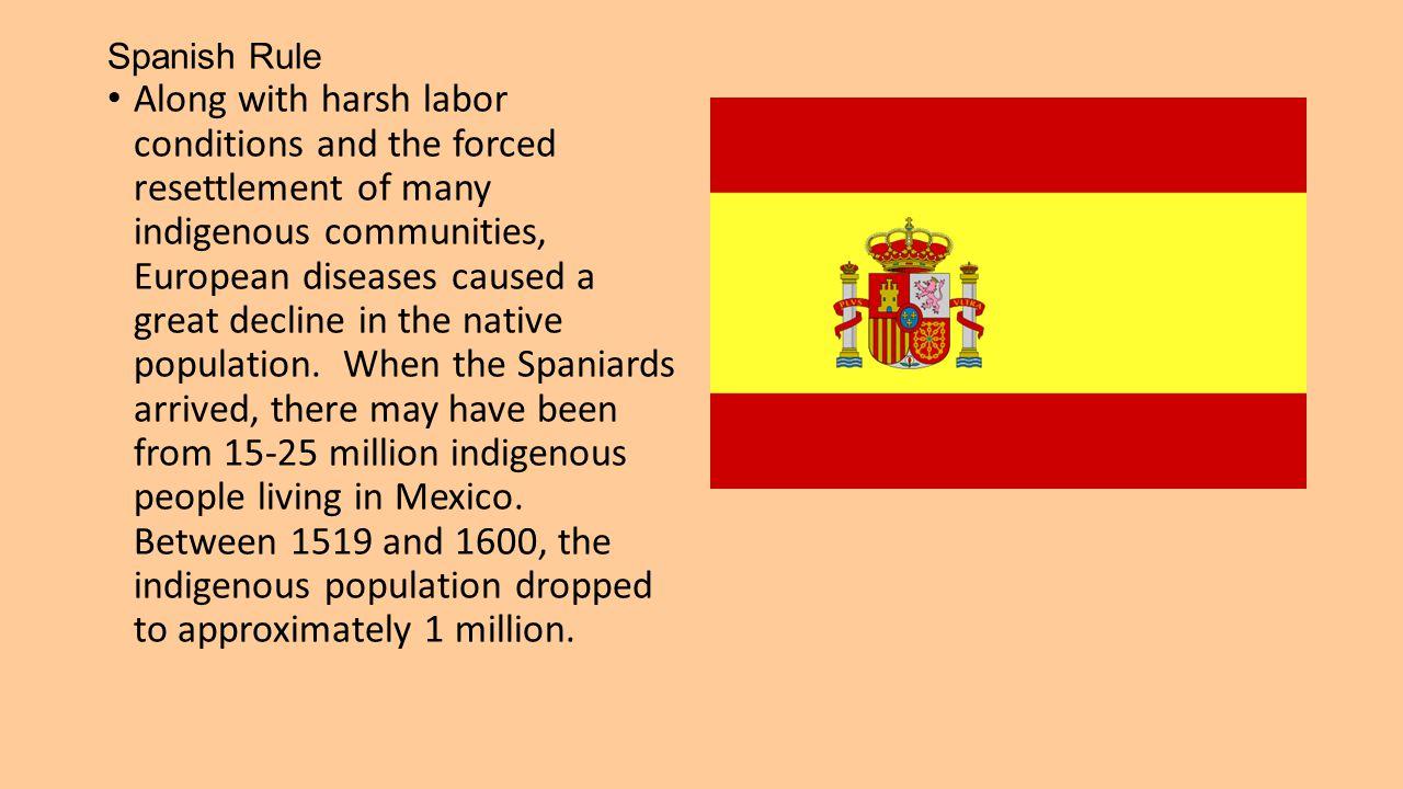 Spanish Rule
