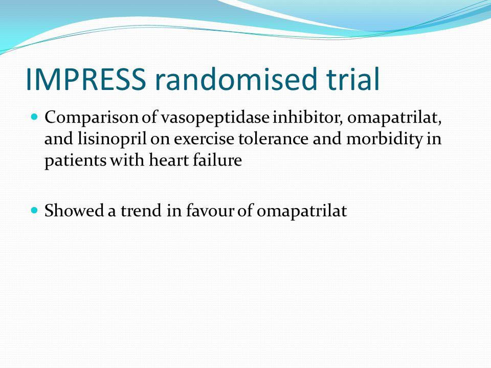 IMPRESS randomised trial