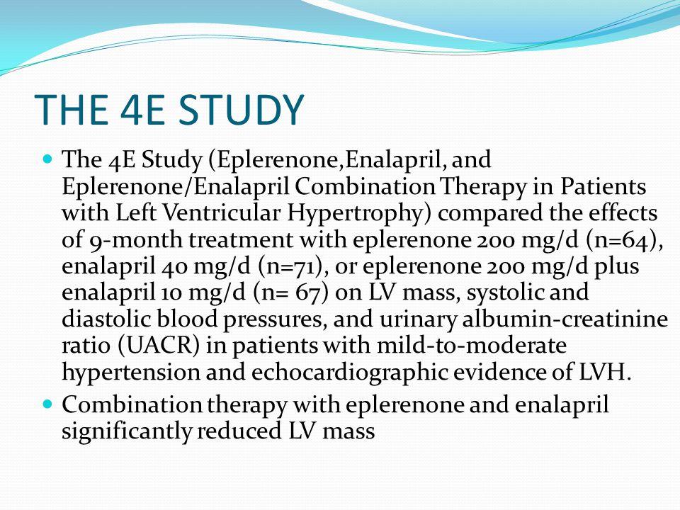 THE 4E STUDY