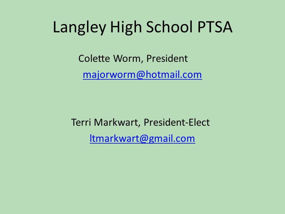 Langley High School PTSA