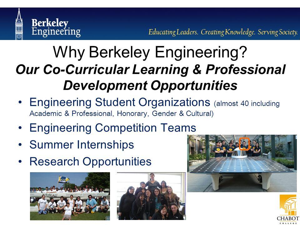 Why Berkeley Engineering