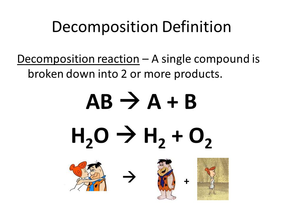 Reaction Type Flip Book ppt download – Synthesis and Decomposition Reactions Worksheet