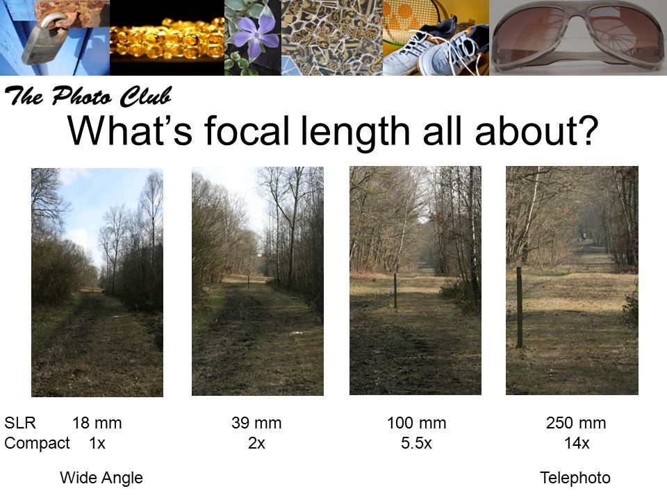 What's focal length all about