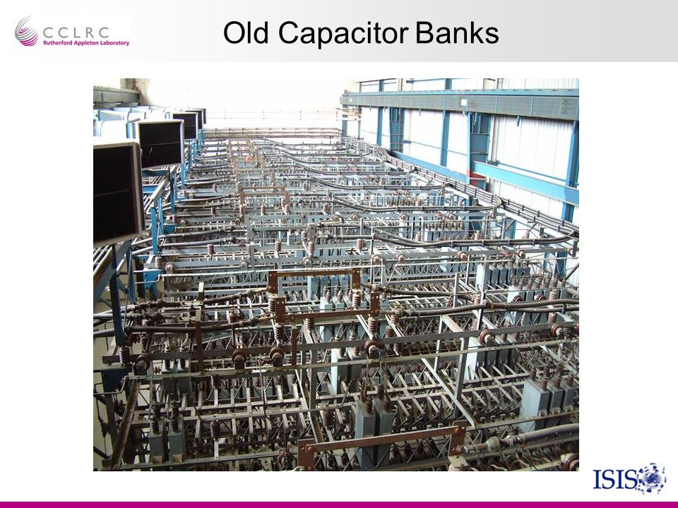 Old Capacitor Banks
