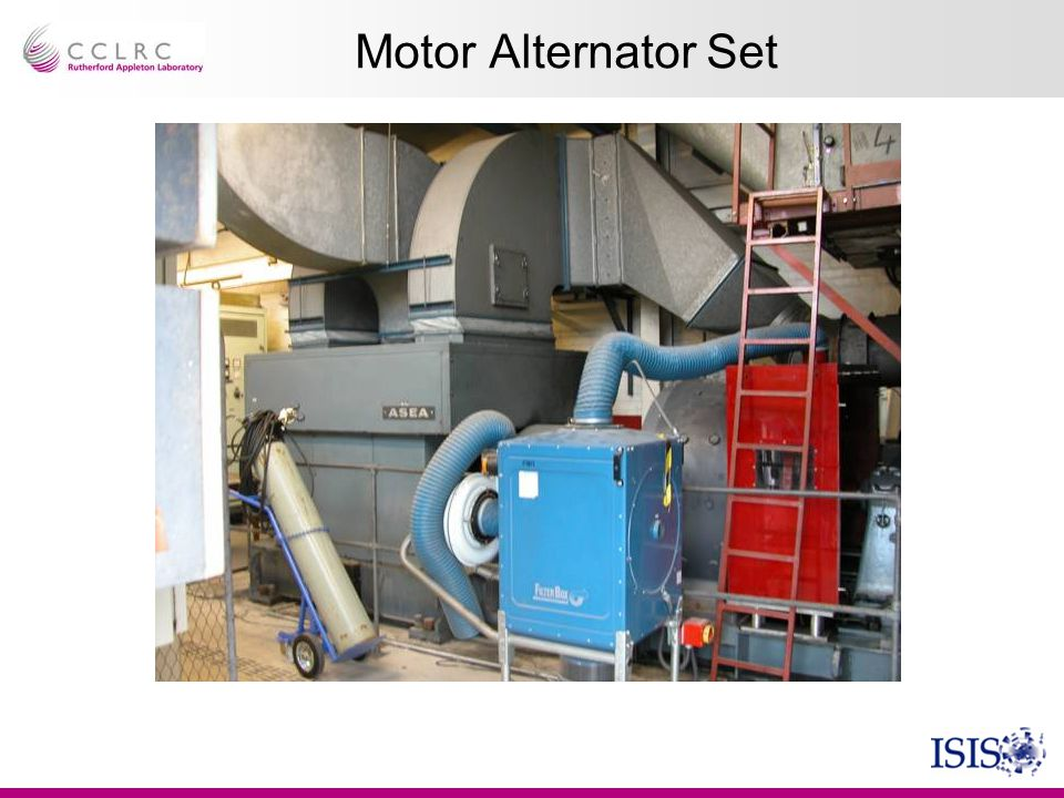 Motor Alternator Set