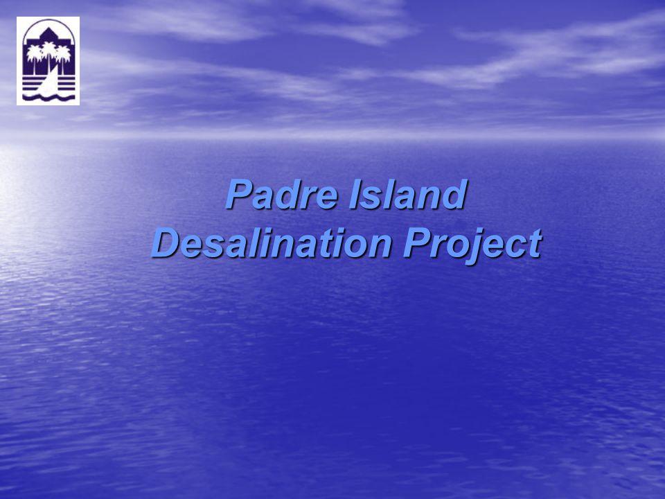 Padre Island Desalination Project