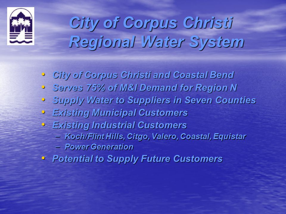 City of Corpus Christi Regional Water System