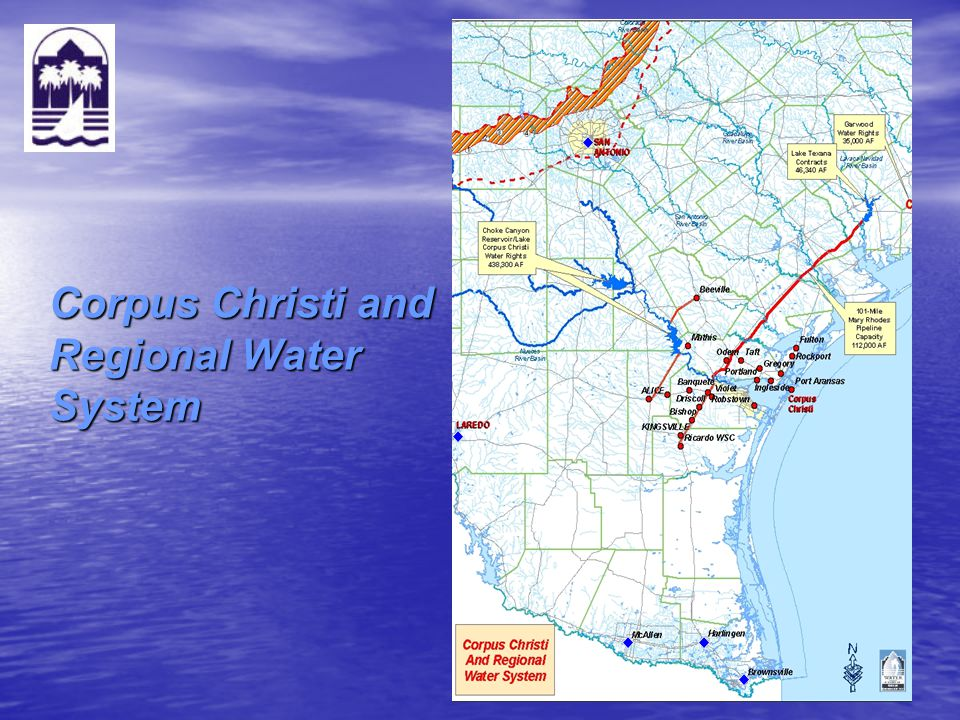 Corpus Christi and Regional Water System
