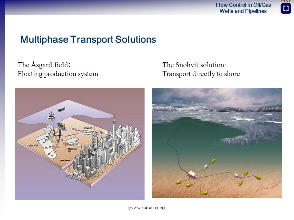Multiphase Transport Solutions