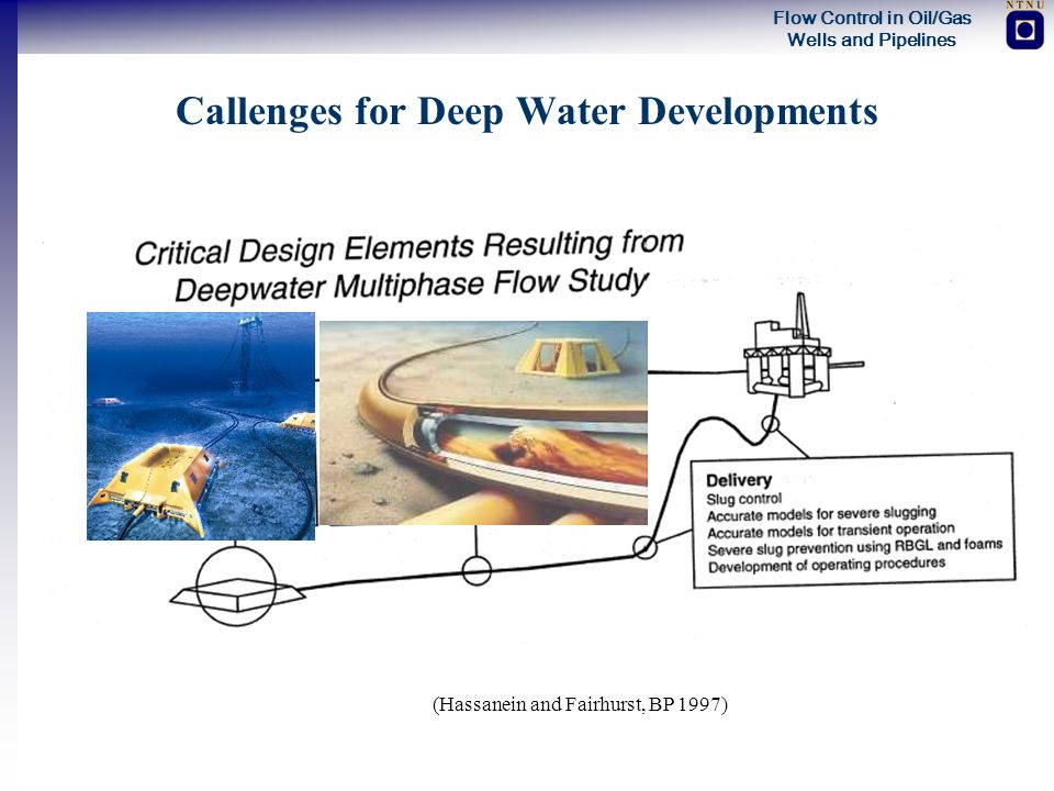 Callenges for Deep Water Developments