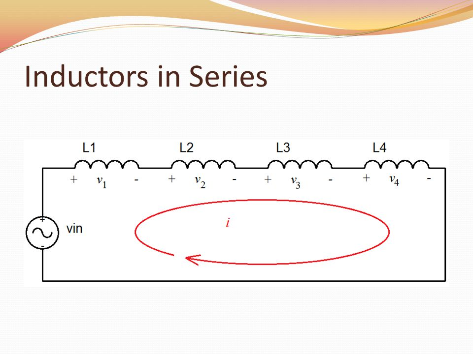 Inductors in Series