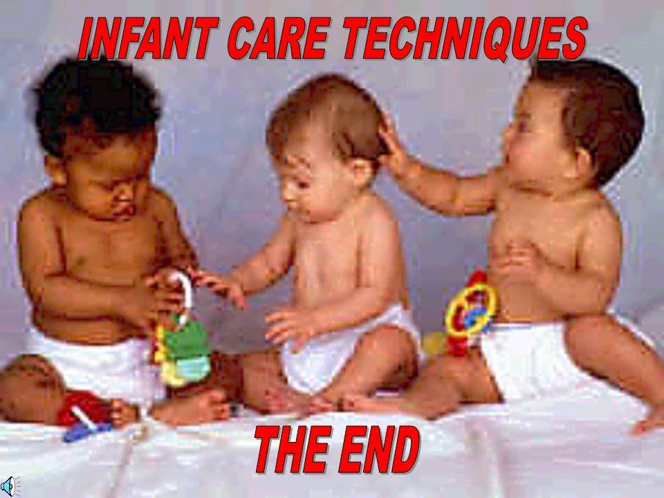 INFANT CARE TECHNIQUES