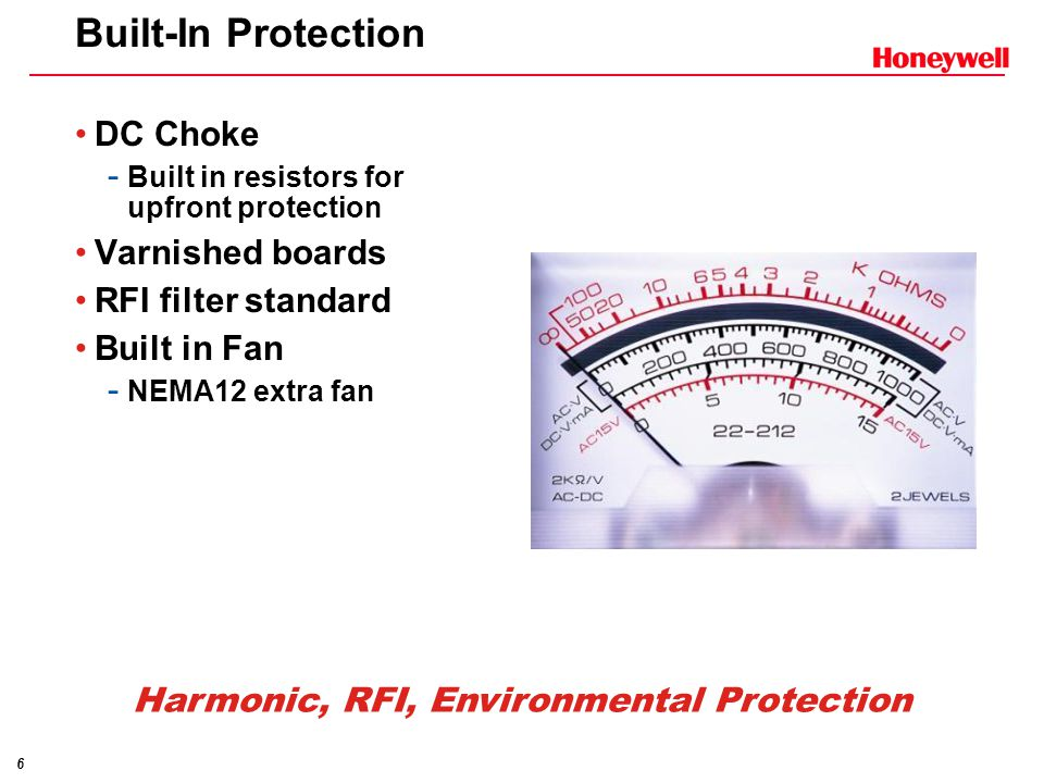 Harmonic, RFI, Environmental Protection