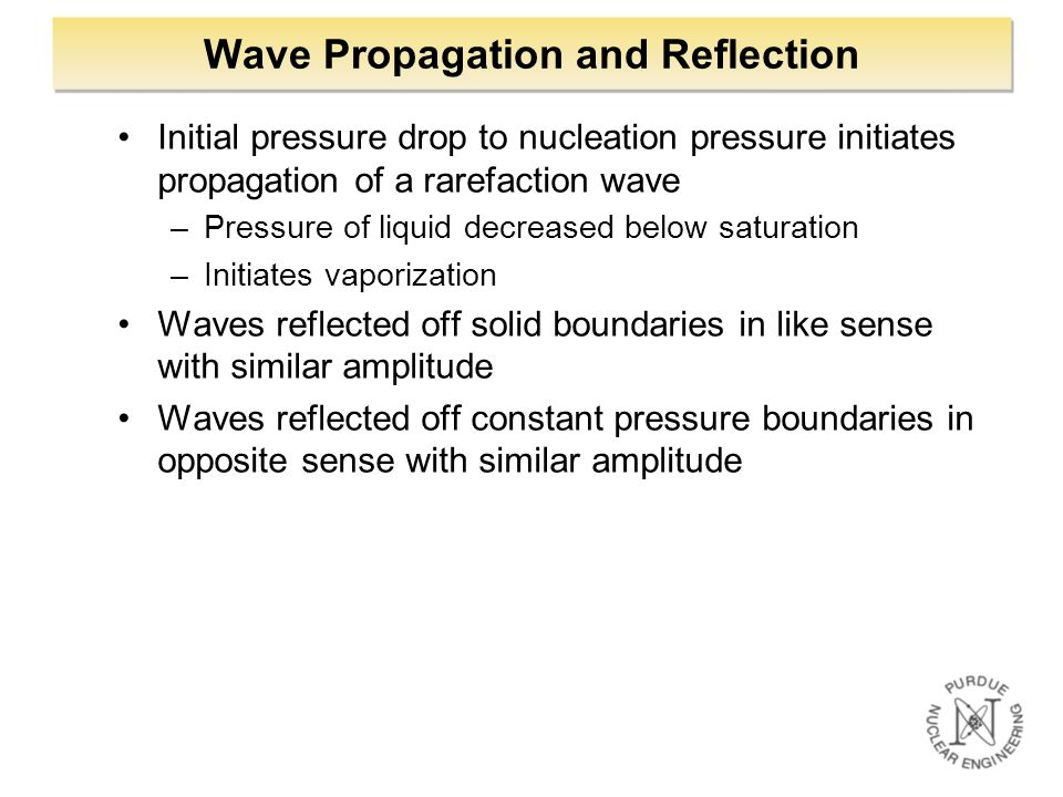 Wave Propagation and Reflection