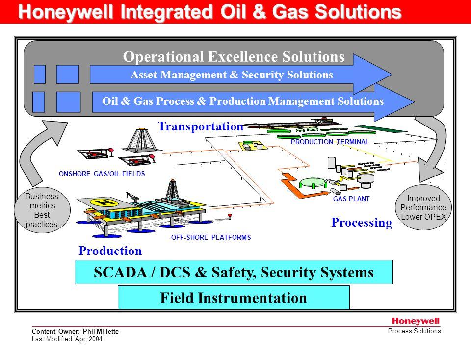 oil gas operational excellence ppt video online download. Black Bedroom Furniture Sets. Home Design Ideas