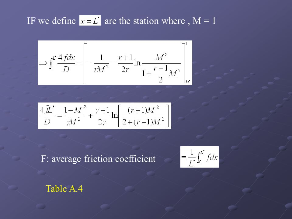 IF we define are the station where , M = 1