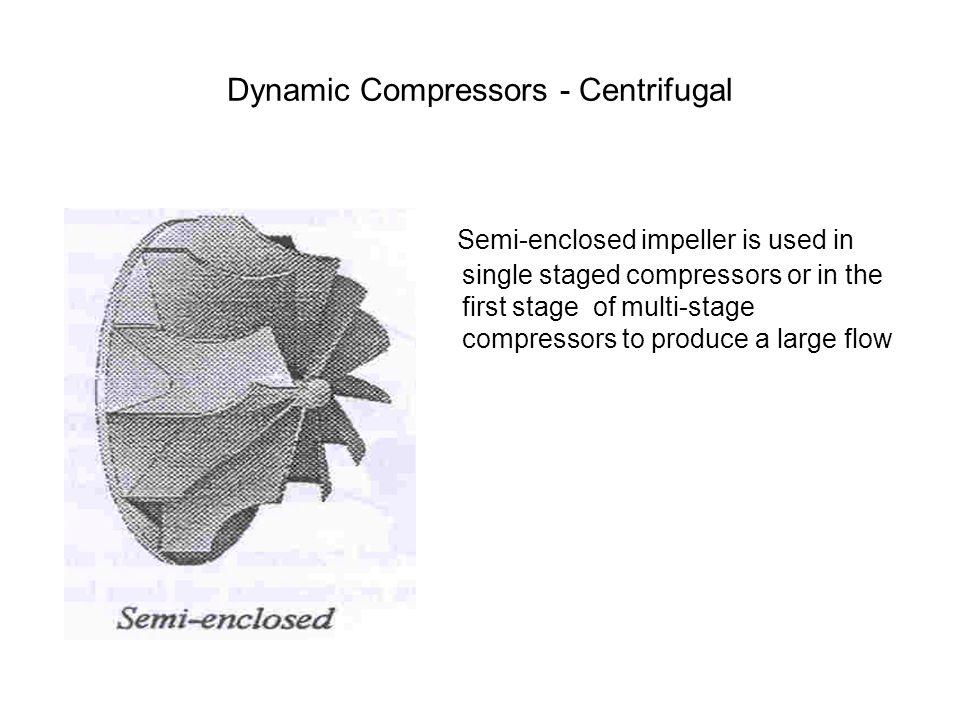 Dynamic Compressors - Centrifugal