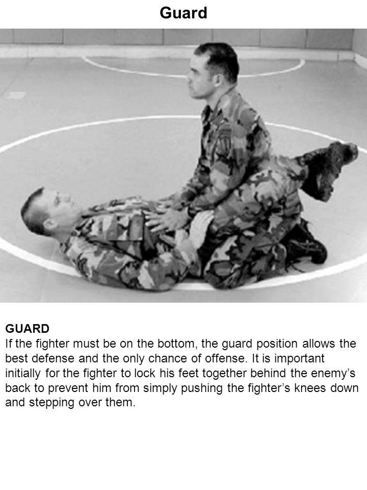 Guard GUARD.