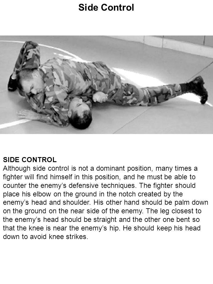 Side Control SIDE CONTROL