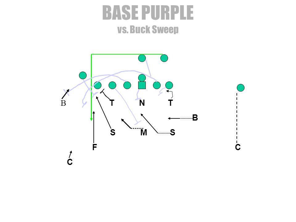 BASE PURPLE vs. Buck Sweep