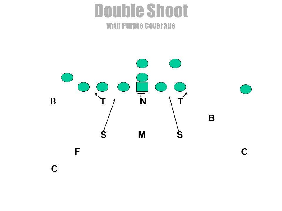Double Shoot with Purple Coverage