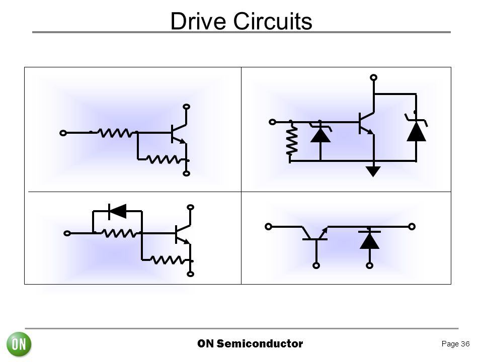 Drive Circuits