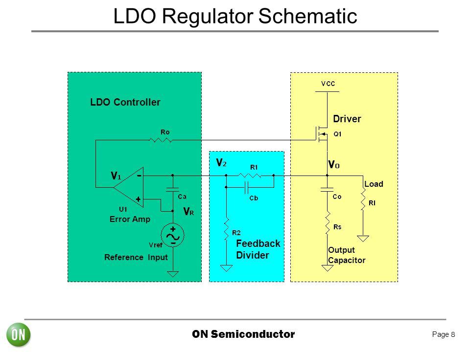 LDO Regulator Schematic