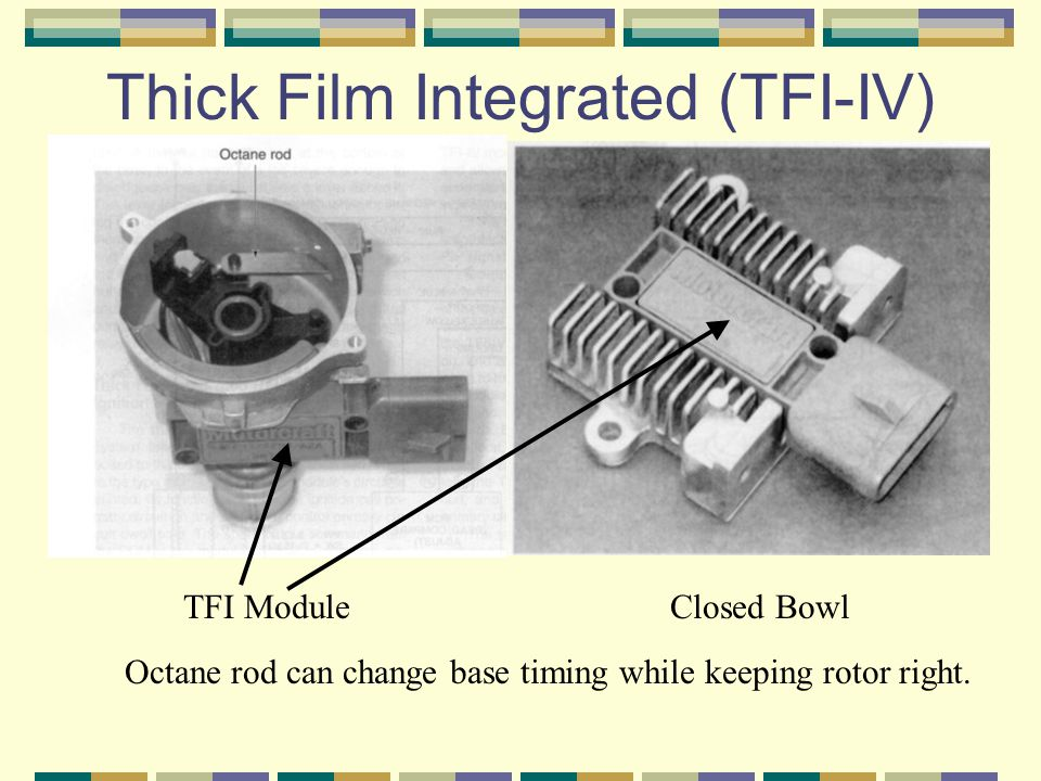 Thick Film Integrated (TFI-IV)