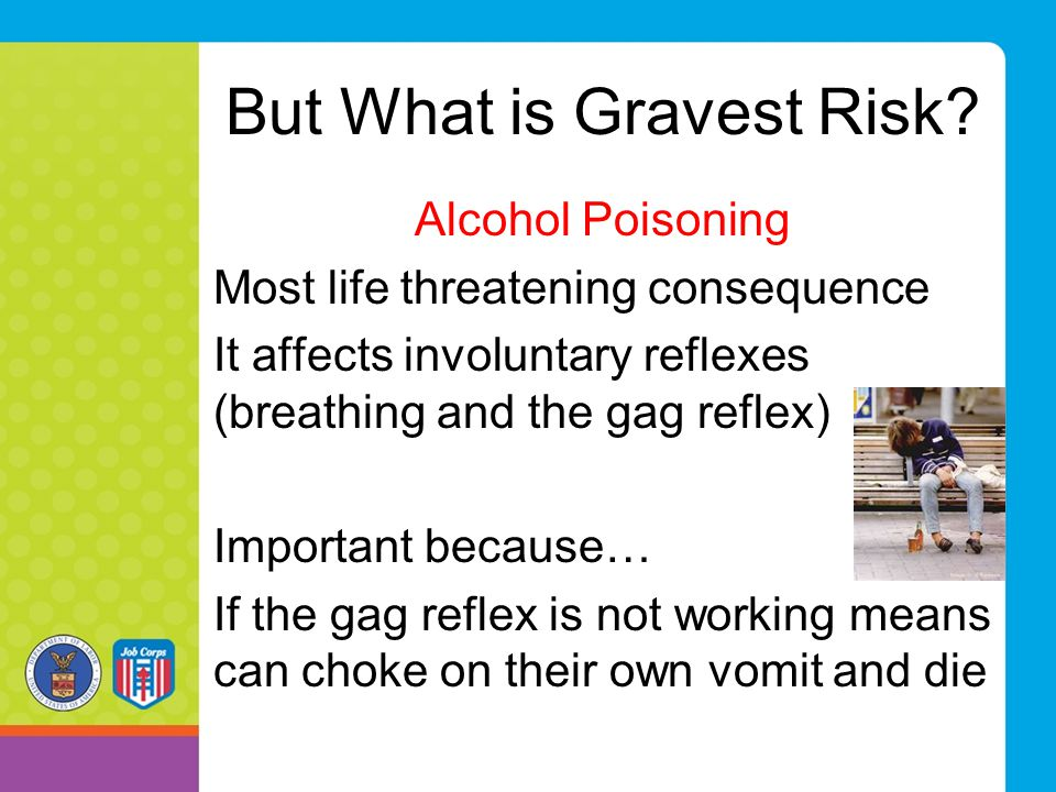 But What is Gravest Risk