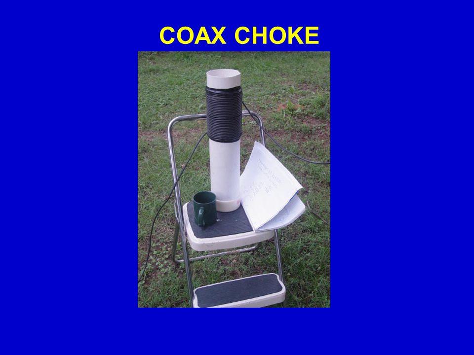 COAX CHOKE