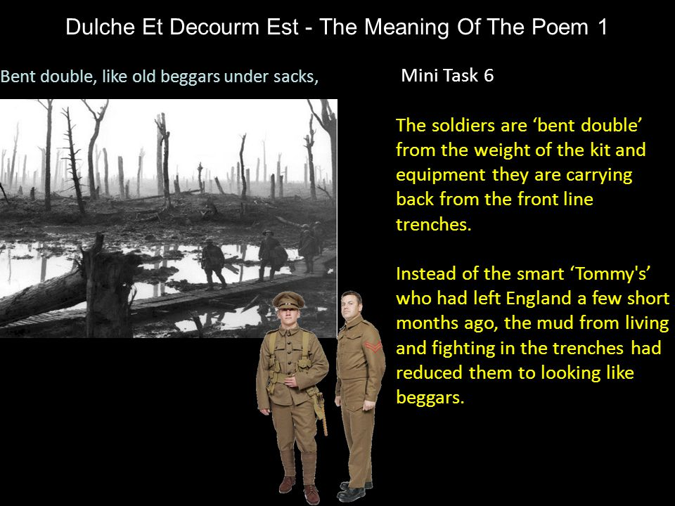 Dulche Et Decourm Est - The Meaning Of The Poem 1