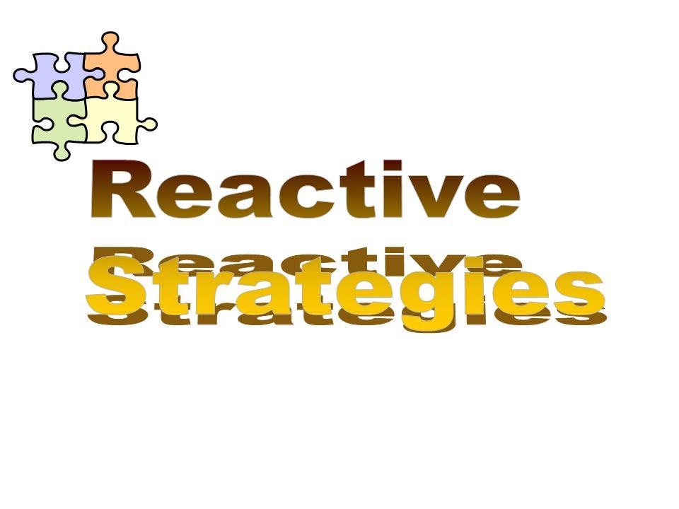 Reactive Strategies