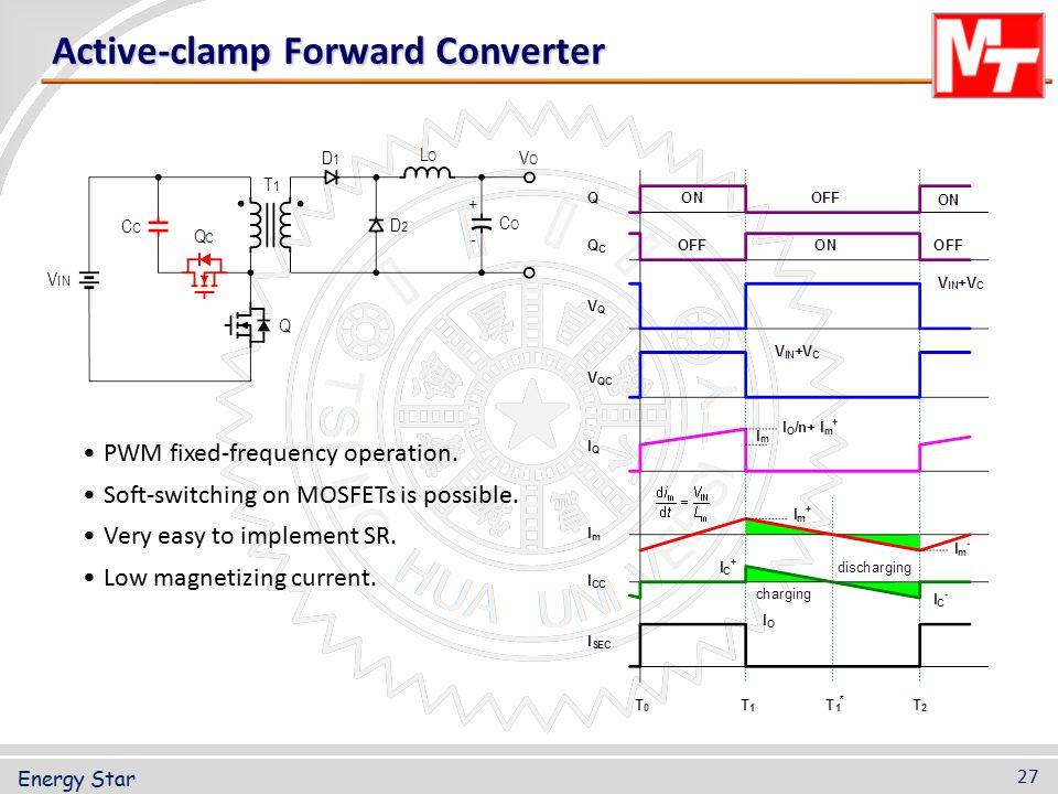 Active-clamp Forward Converter