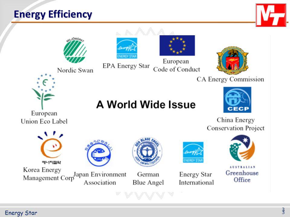 Energy Efficiency 3 Energy Star