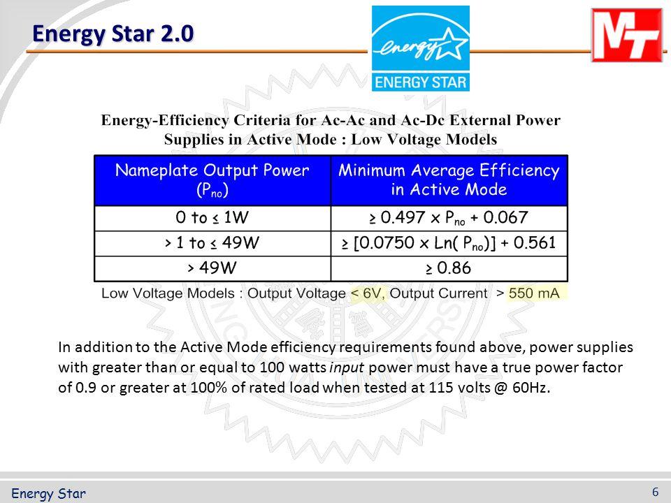 Energy Star 2.0