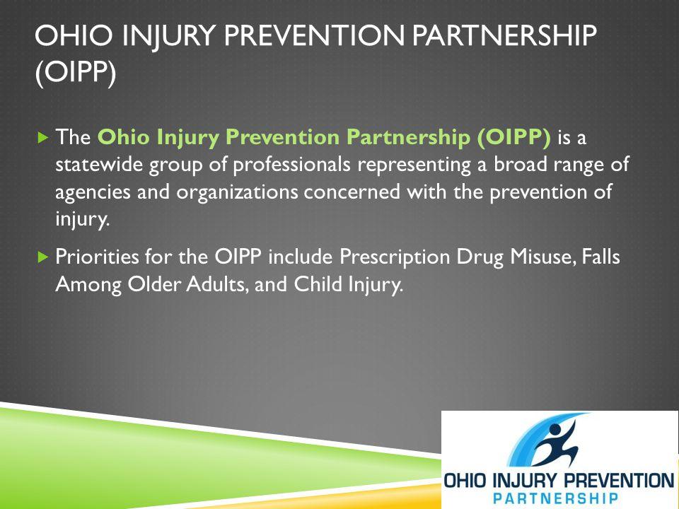 Ohio Injury Prevention Partnership (OIPP)