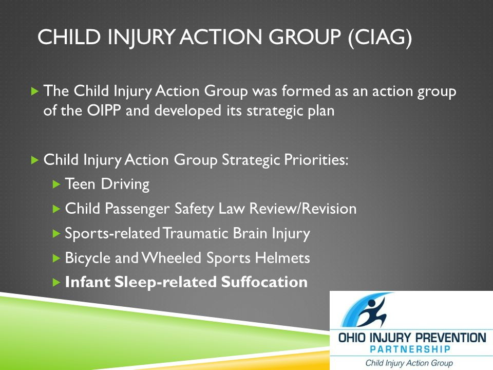 Child Injury Action Group (CIAG)