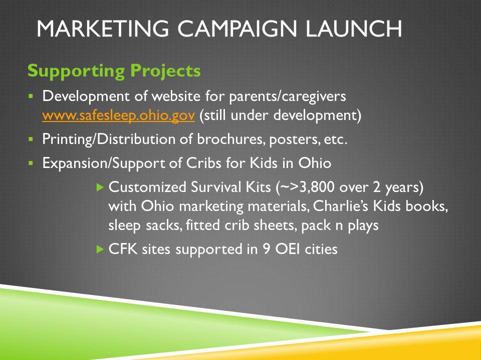 Marketing Campaign Launch