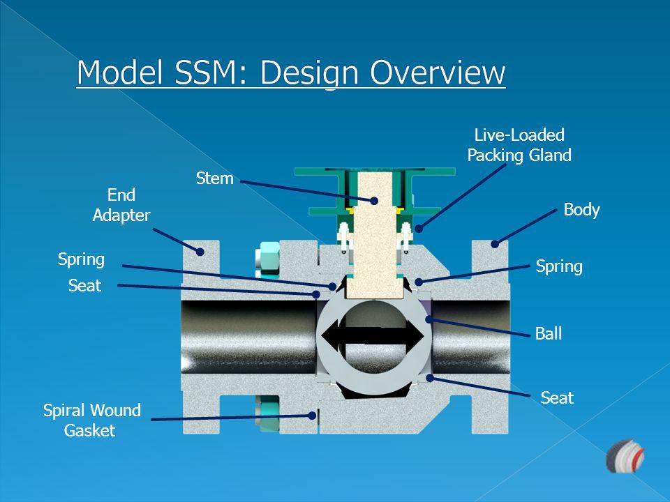 Model SSM: Design Overview