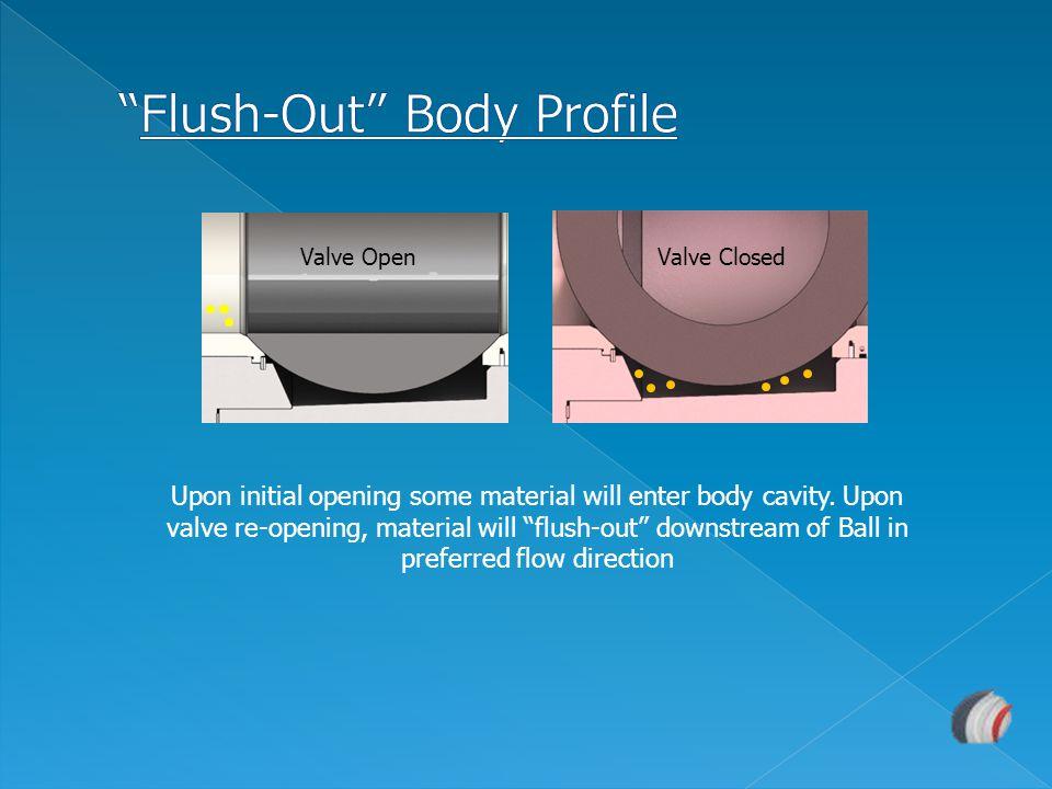 Flush-Out Body Profile