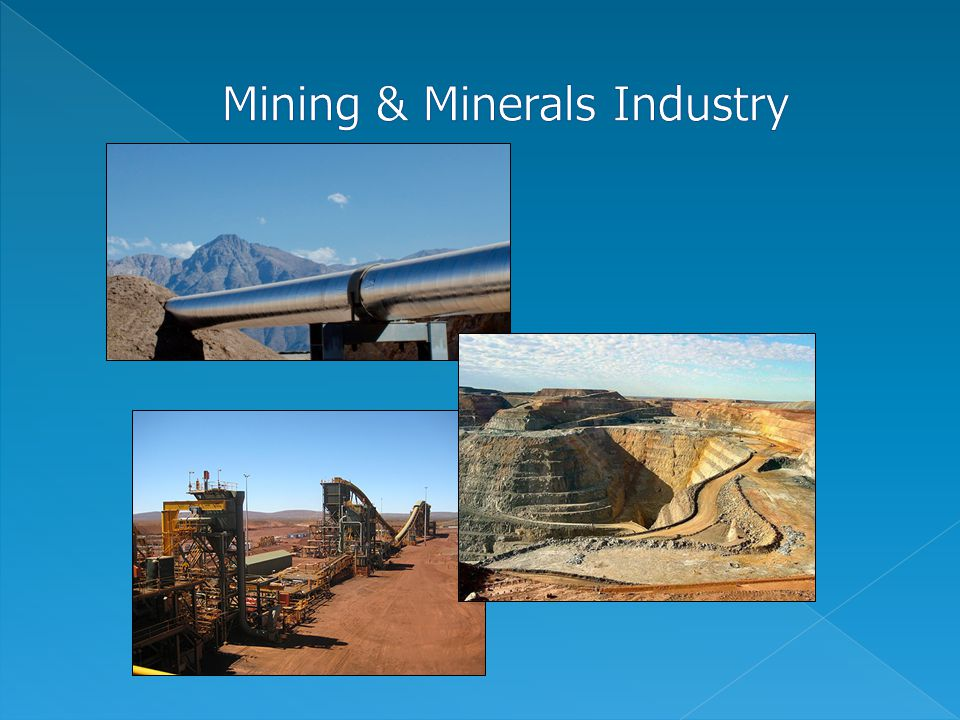 Mining & Minerals Industry