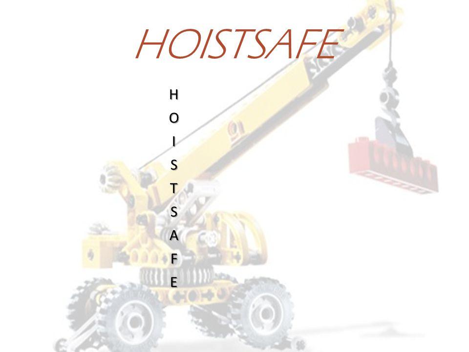 HOISTSAFE H O I S T A F E