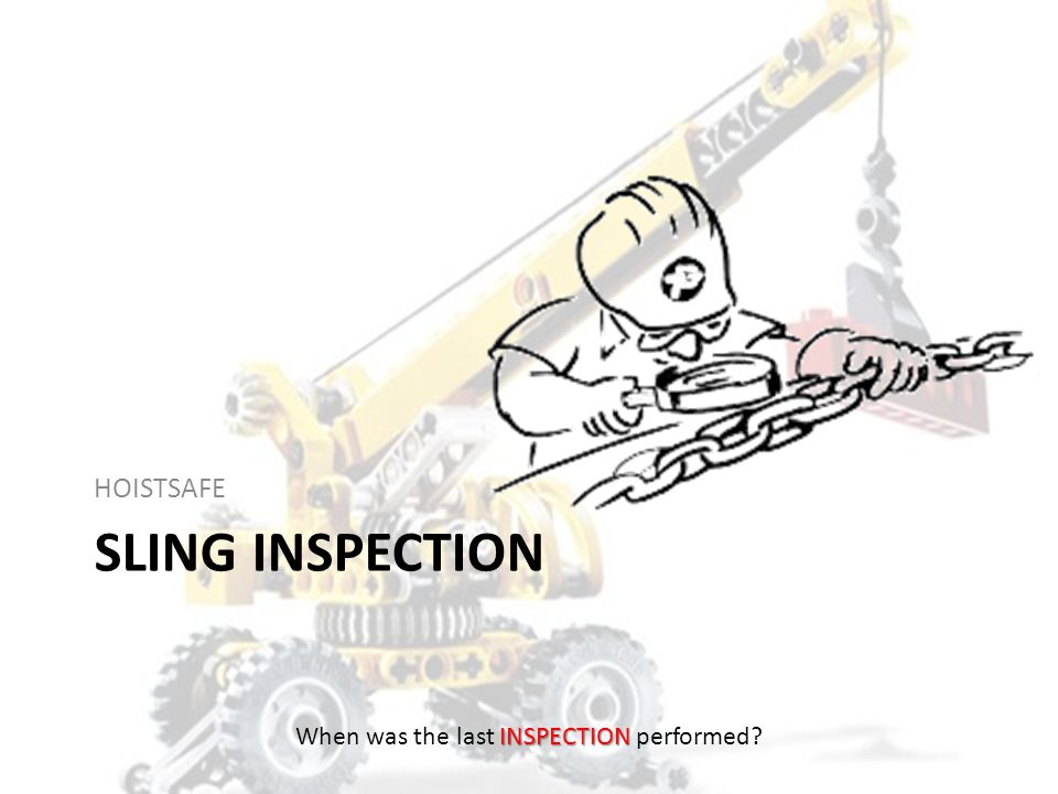 When was the last INSPECTION performed