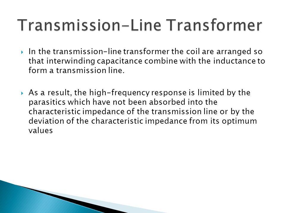 Transmission-Line Transformer