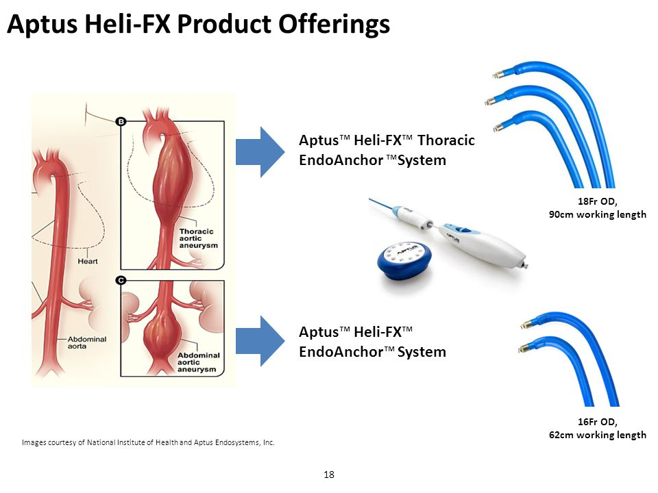 Aptus Heli-FX Product Offerings